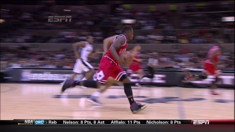 Nate Robinson Wore Nike Air Yeezy 2s In An NBA Game, For Some Reason