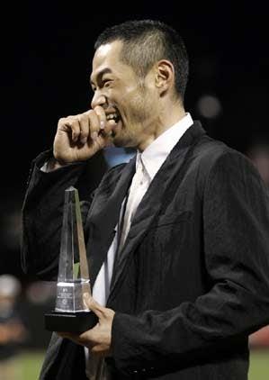 Ichiro Will Kind Of Miss Not Hitting Well