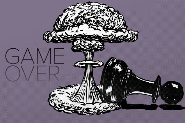 Could Game Theory Be Used To Prevent Human Extinction?