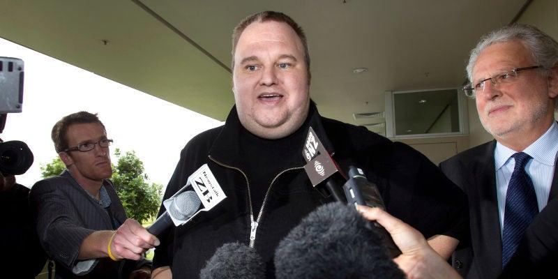 Kim Dotcom, el creador de Megaupload, será extraditado a Estados Unidos