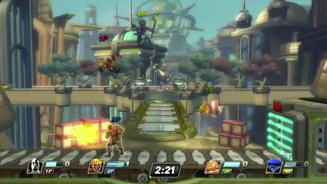 Kick Ass on PS3 and the Vita with PlayStation All-Stars Battle Royale