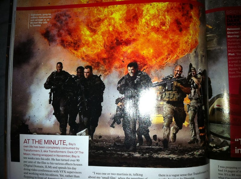 Empire's Transformers:DOTM Pictures