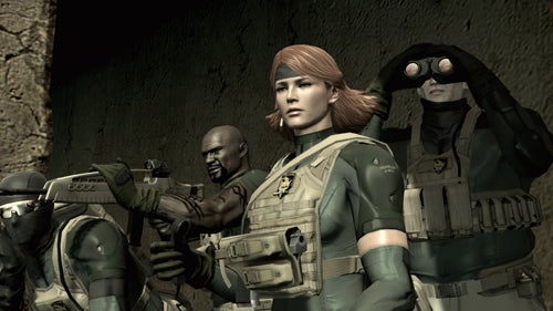 Frankenreview Metal Gear Solid 4: Guns Of The Patriots
