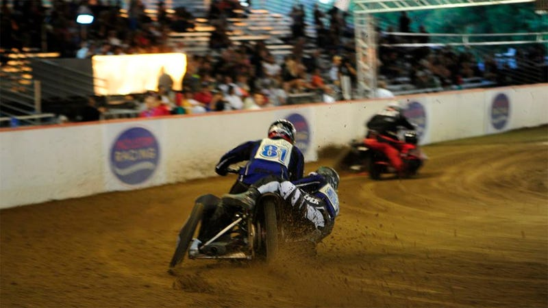 Wednesday, Wednesday, Wednesday! Speedway Racing under the lights