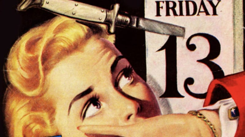 The Night Belongs to Friday the 13th/Mercury in Retrograde Paranoia