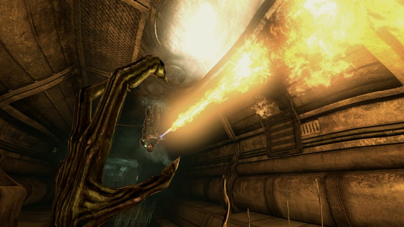 Aliens Vs. Predator Multiplayer Preview: Switching Bodies, Hunting