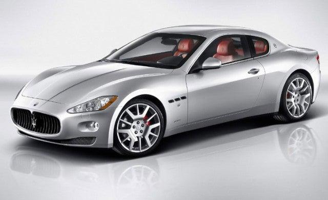 Geneva Pre-Show: Maserati GranTourismo Coupe Revealed