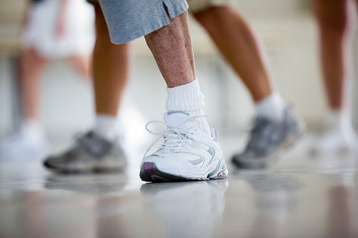GPS Shoes Help Locate Wandering Alzheimer's Patients