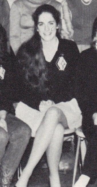 Michaele Salahi's Precious Yearbook Photos