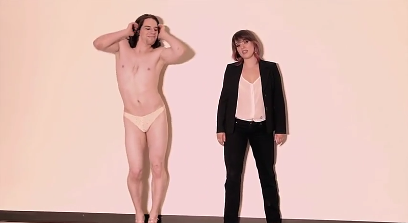 The Gender-Swapped 'Blurred Lines' Video Is Suddenly Age-Restricted