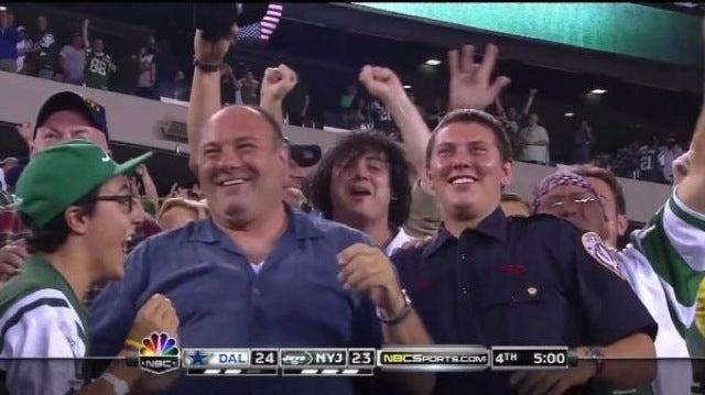 Tony Soprano Probably Saved The Jets By Having The Cowboys Whacked