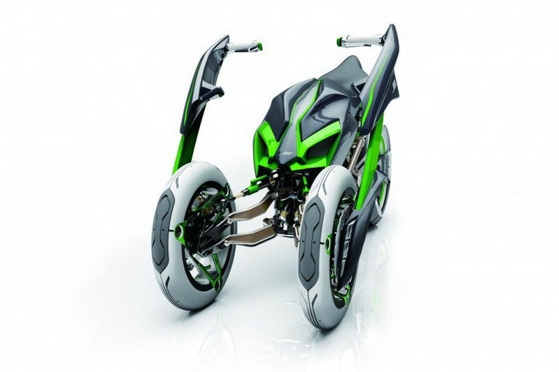 Kawasaki wants to sell, Transformers watching, millennials some bikes