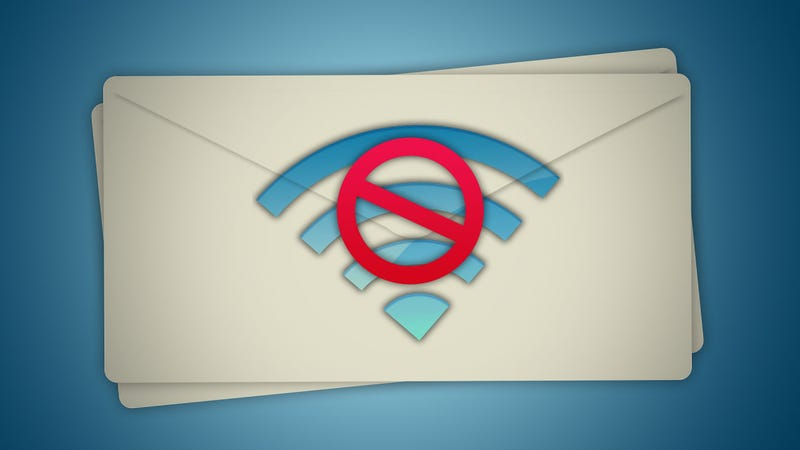 Tackle Your Inbox Offline to Avoid It Filling Back Up While You Work
