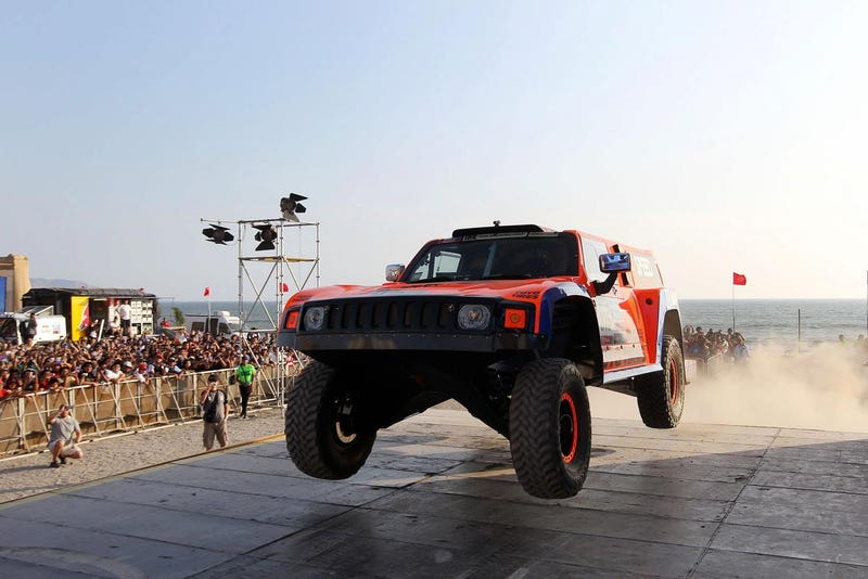 Daily Dakar 2014: Preview