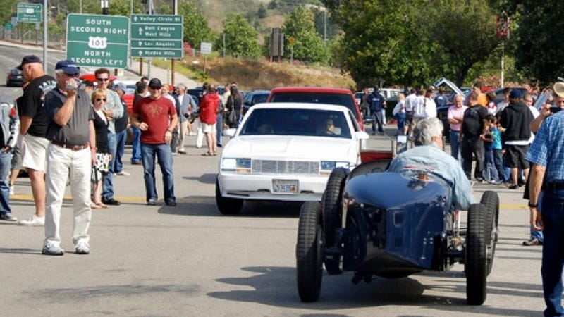 There's Now A Blog That Tracks All The Crazy Cars Jay Leno Drives Around Los Angeles