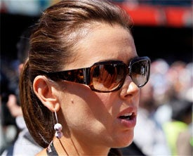 Alyssa Milano's Love Of Major-Leaguers Will Get Her Nowhere