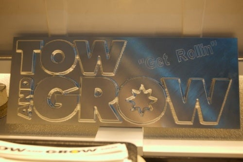 Tow And Grow: Live Shots