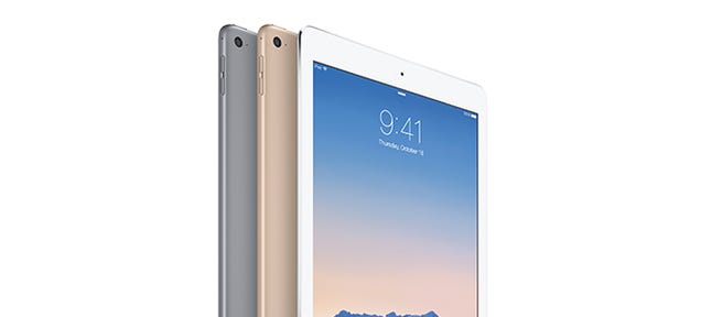 iPad Air 2: Faster and Thinner (and Golder) Than Ever