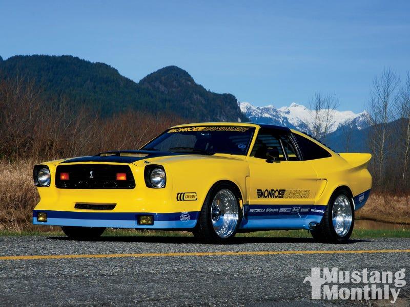 In Defense Of The Mustang II
