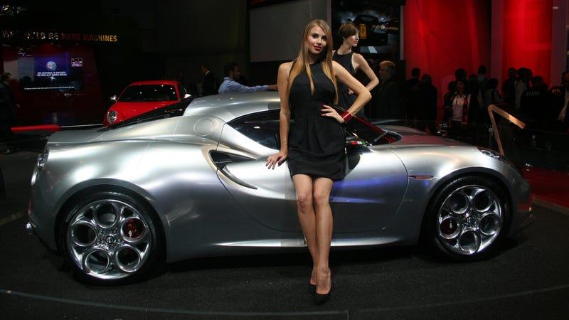 New Jobs At Ford, Buh-Bye At Toyota, And More RWD Alfa Romeos