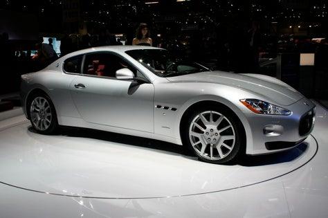 Geneva Showcase: Maserati GranTurismo