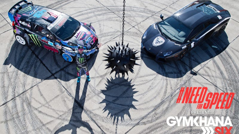 Ken Block's Gymkhana Six Will Drop On November 11th, Might Have Lambos