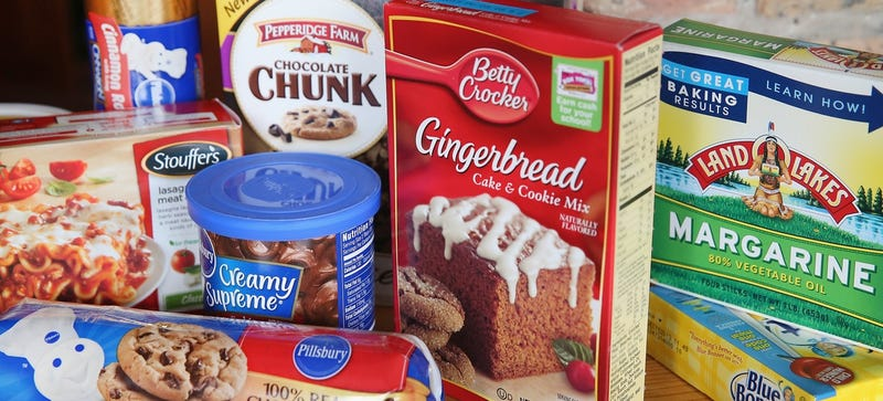 It's legal to label foods with trans fats as containing none