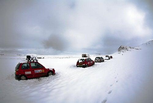 "10 Perfect ""Snowicane"" Cars"