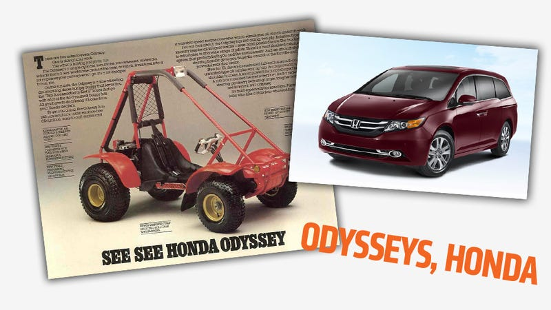 Honda Has The Most Radical Name Recycling In All Of Motoring