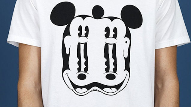 New Disney Collabo is Basically Mickey Mouse on Acid