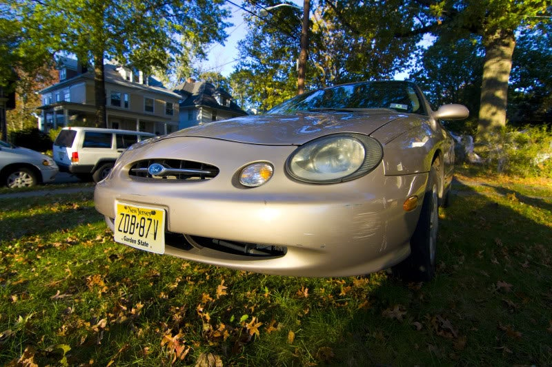When Life Gives You a Lemon: The story of my 99 Ford Taurus Wagon
