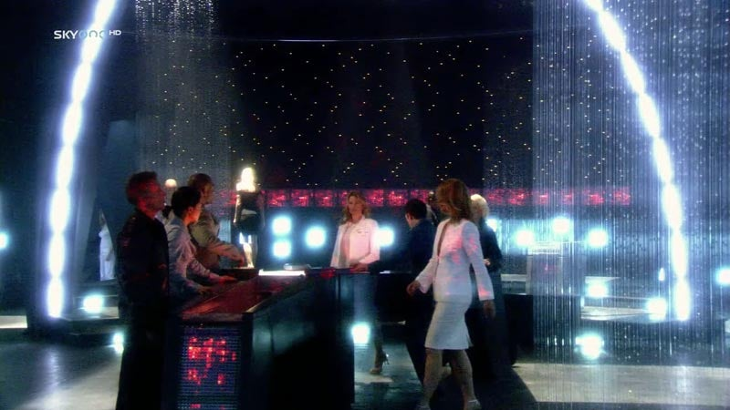"""First Glimpses Of BSG's Infamous """"Cylon Bible"""""""