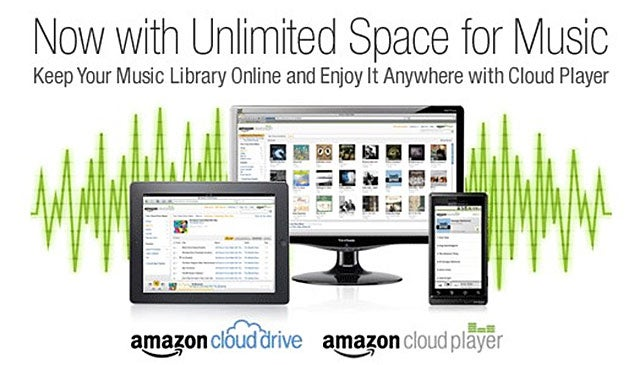 Amazon Brings Its Cloud Player To The iPad, Adds Unlimited Storage