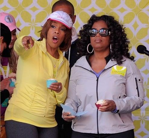 Heterosexual Woman Implies that Oprah May Be a Lesbian