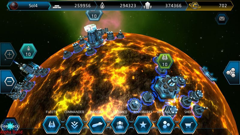 Galaxy on Fire Strategically Goes Massively Multiplayer