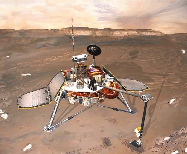 The Triumphant Journeys of Martian Robots