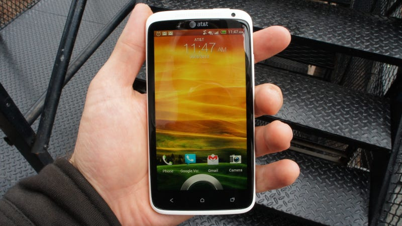 HTC One X gallery
