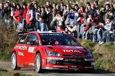 Monte Carlo Rally: Leg 3 Recap