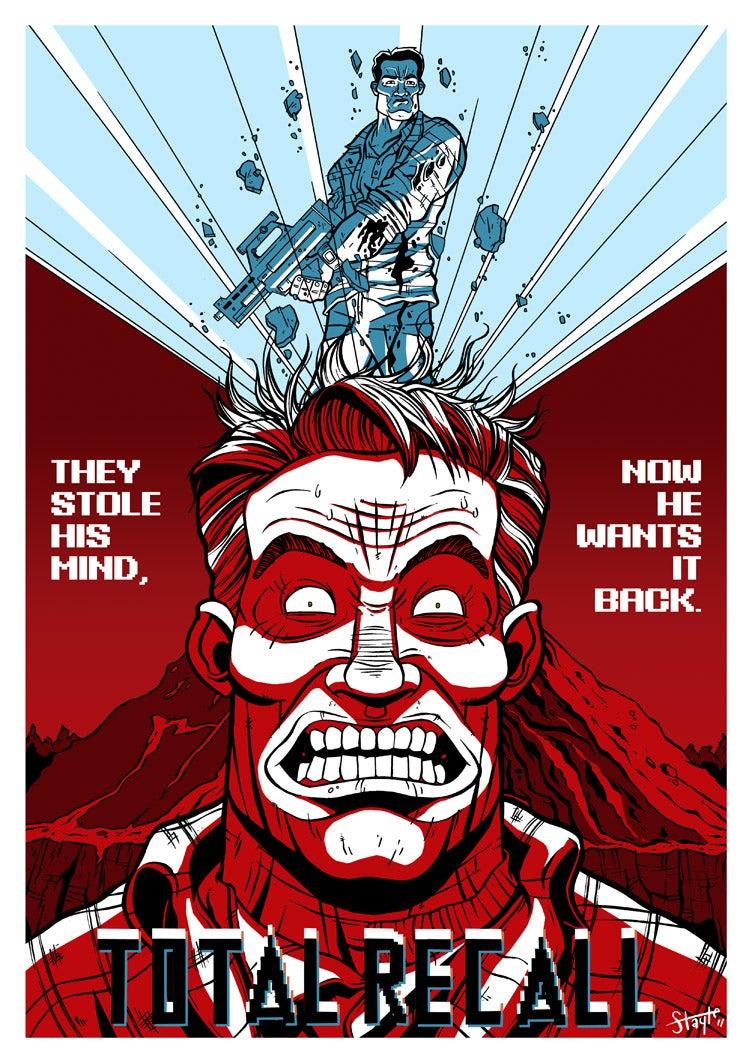 The Long, Strange Saga of Total Recall 2