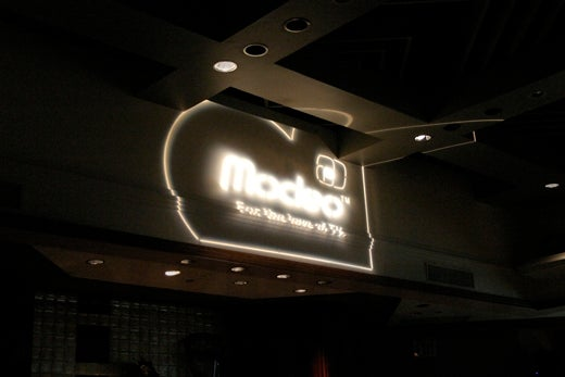 Modeo Mobile TV Service: Hands On, One Day In