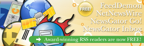 Desktop Newsreaders FeedDemon and NetNewsWire Now Free