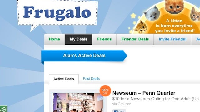 Frugalo Organizes Your Daily Deals in One Place, Rescues Your Inbox and Sanity in the Process
