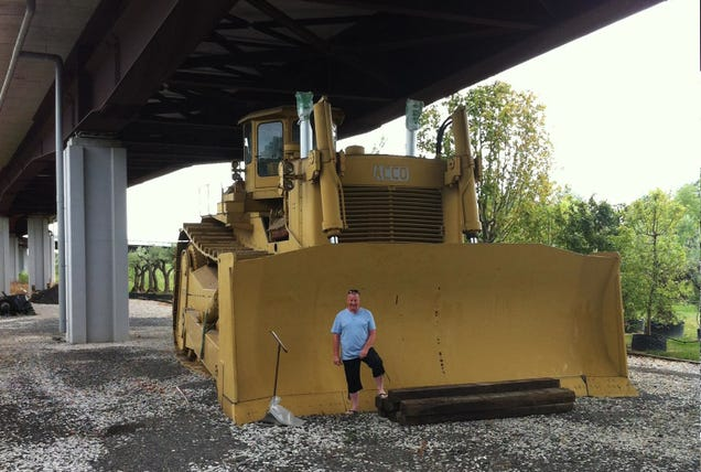 Biggest Bulldozer Made : Pics for gt biggest bulldozer ever made