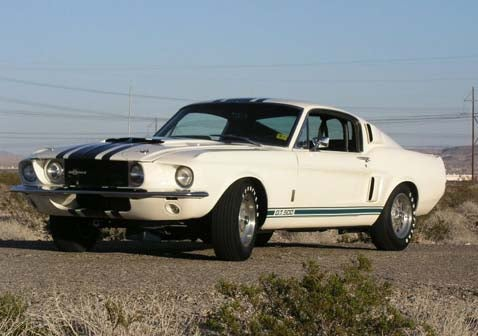 World's Only 1967 GT500 Super Snake Could Be Yours... For $3 Million