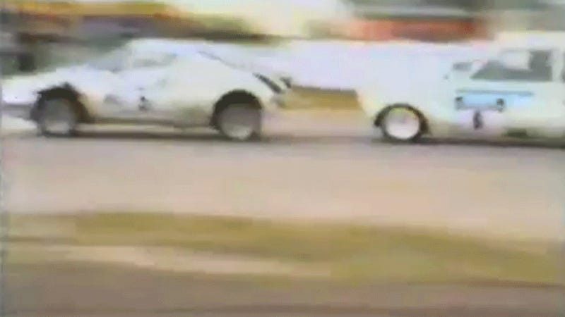 Help Us Find One Of The Greatest Racing Moves Of All Time