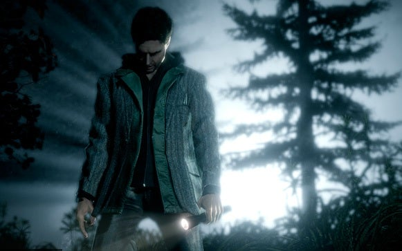 Alan Wake Coming To XBL Games On Demand