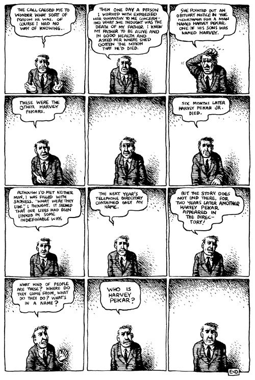 Celebs Mourn The Loss Of Harvey Pekar