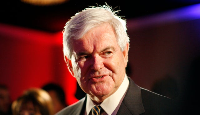 Newt Gingrich Brags About His Twitter Followers