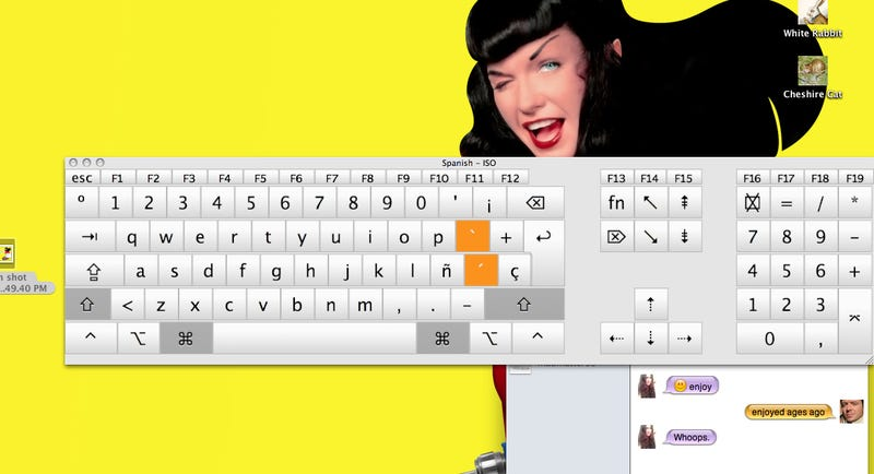 Mac OS X's Scalable Keyboard Is Probably Not a Sign of the Apple Tablet