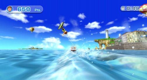 Frankenreview: Wii Sports Resort